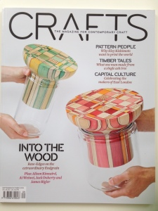 Crafts Magazine, September/October 2015